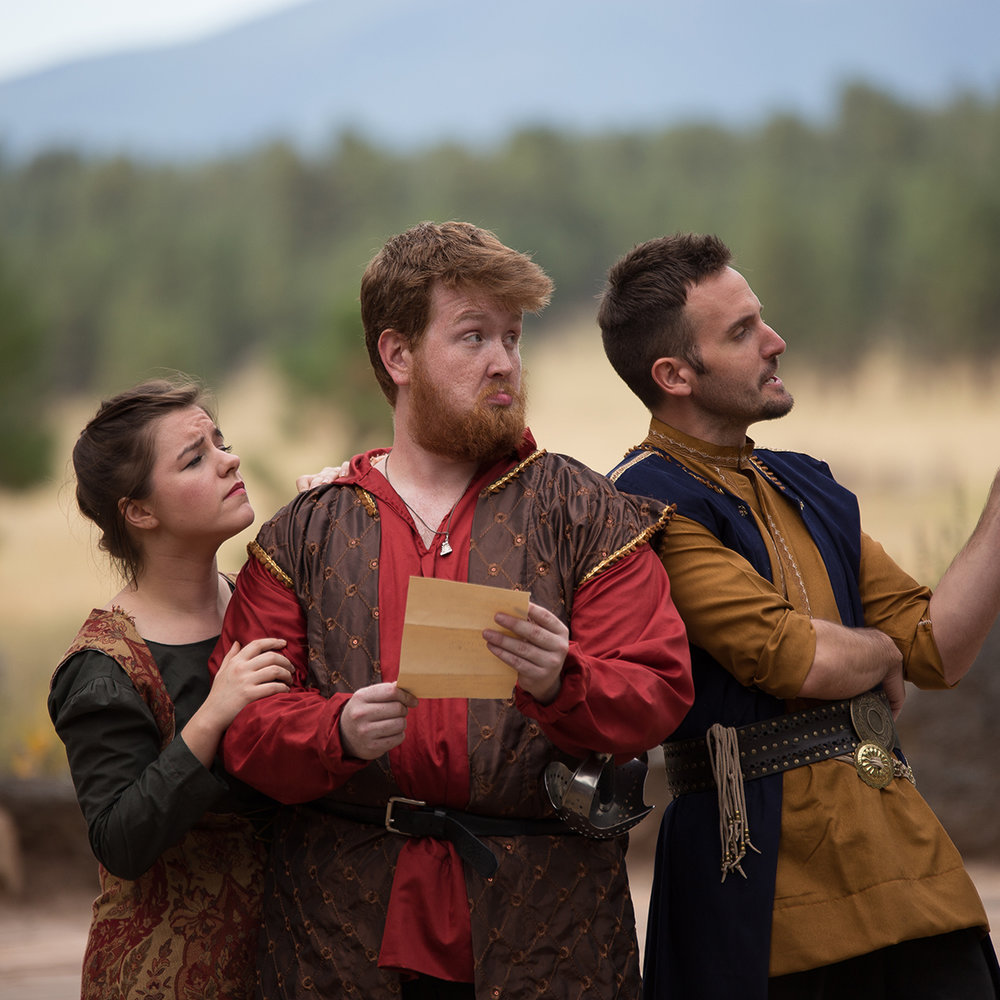 Flagstaff shakespeare festival