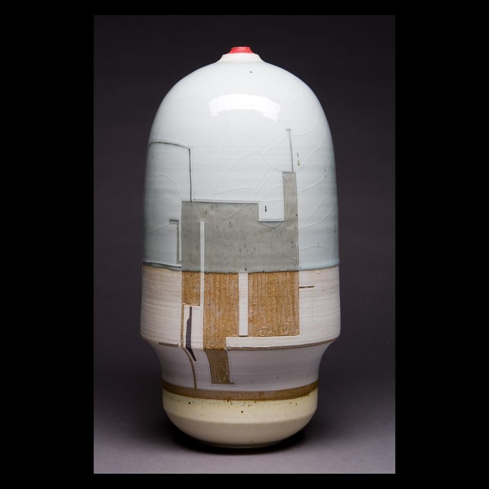Matthew Jorgensen  Ceramic - Booth 169