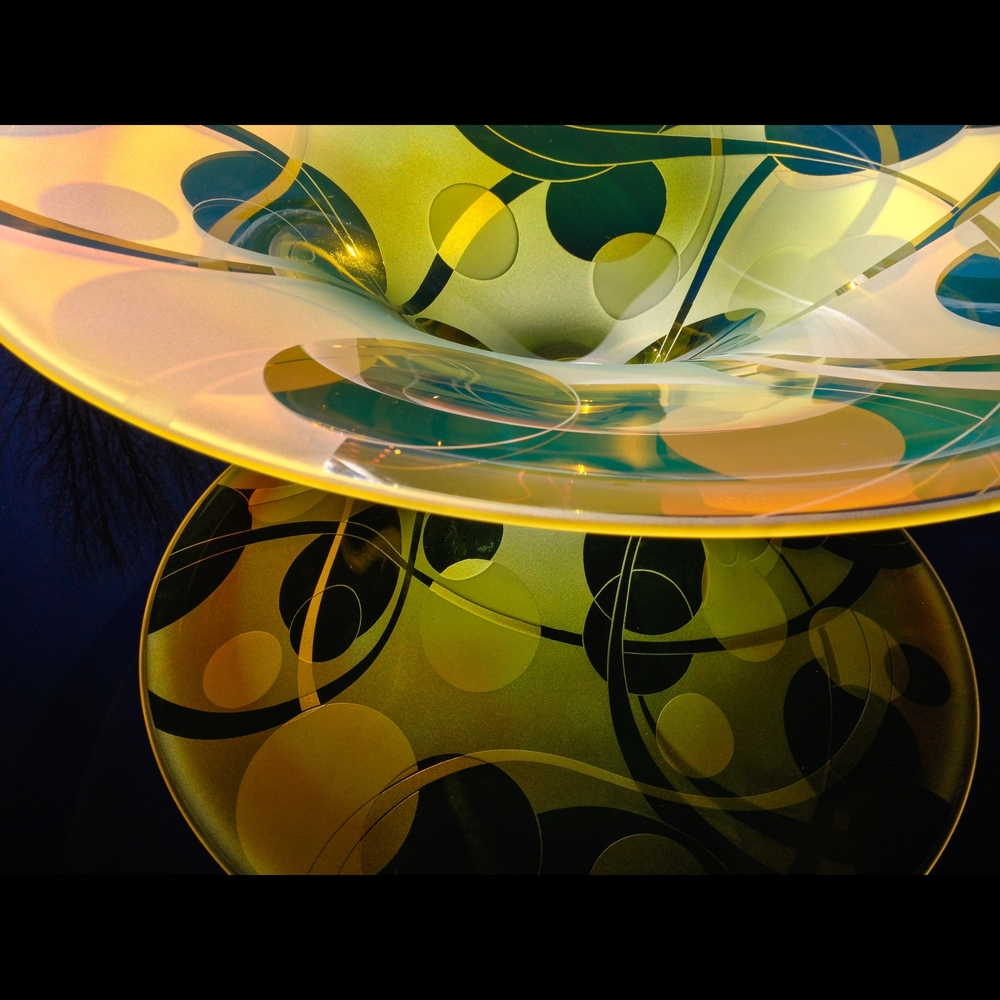 Laurie Thal & Daniel Altwies  Glass - Booth 66