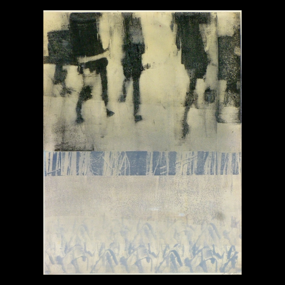 Lisa Burge  Printmaking - Booth 154