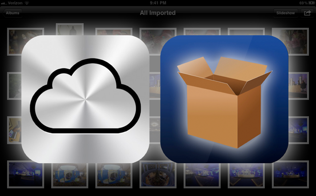 Backup Your iPhone/iPad Photo Library