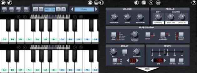 Pianist Pro Screen Shots
