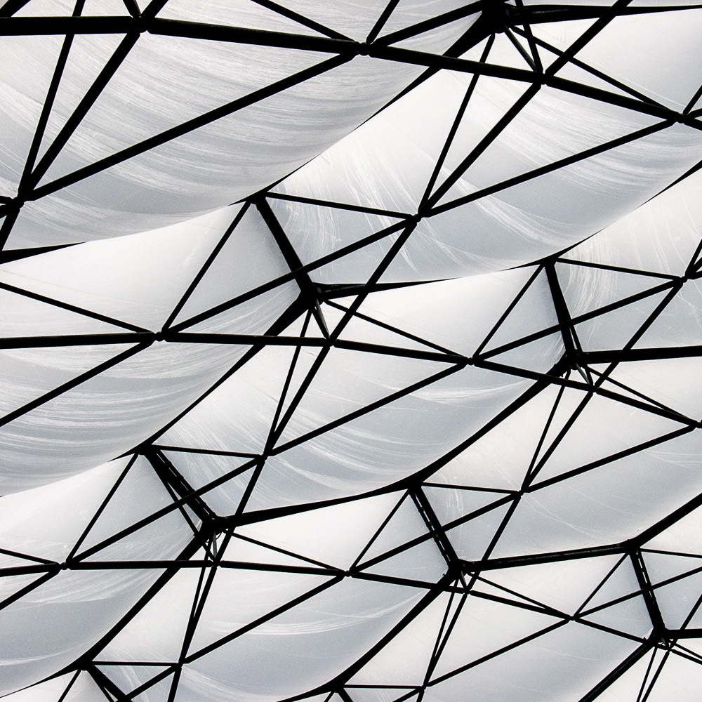Eden  Rain covered ETFE bubbles on the Eden Project, in Cornwall.  Here in Berlin the weather is wet and it looks like we have to get used to it for the next week.