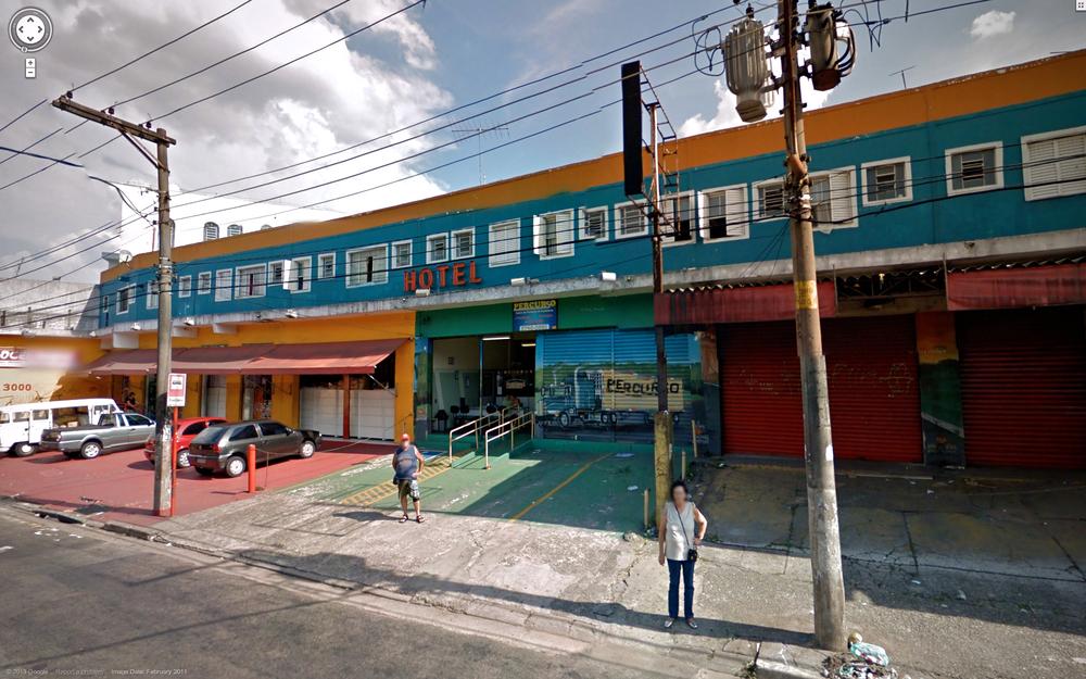 Avenida Itaquera, love hotel.