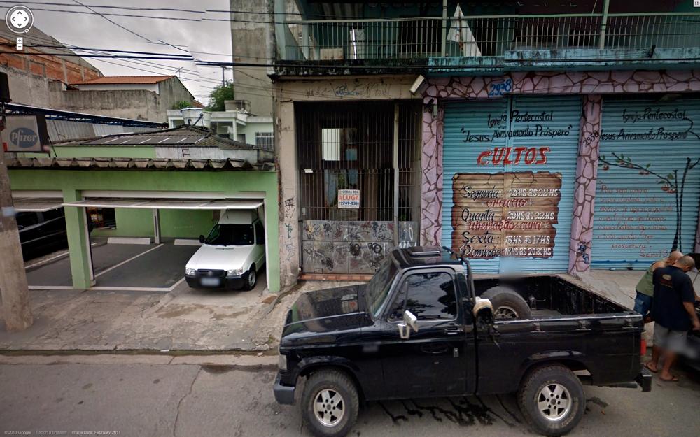 Avenida Itaquera.