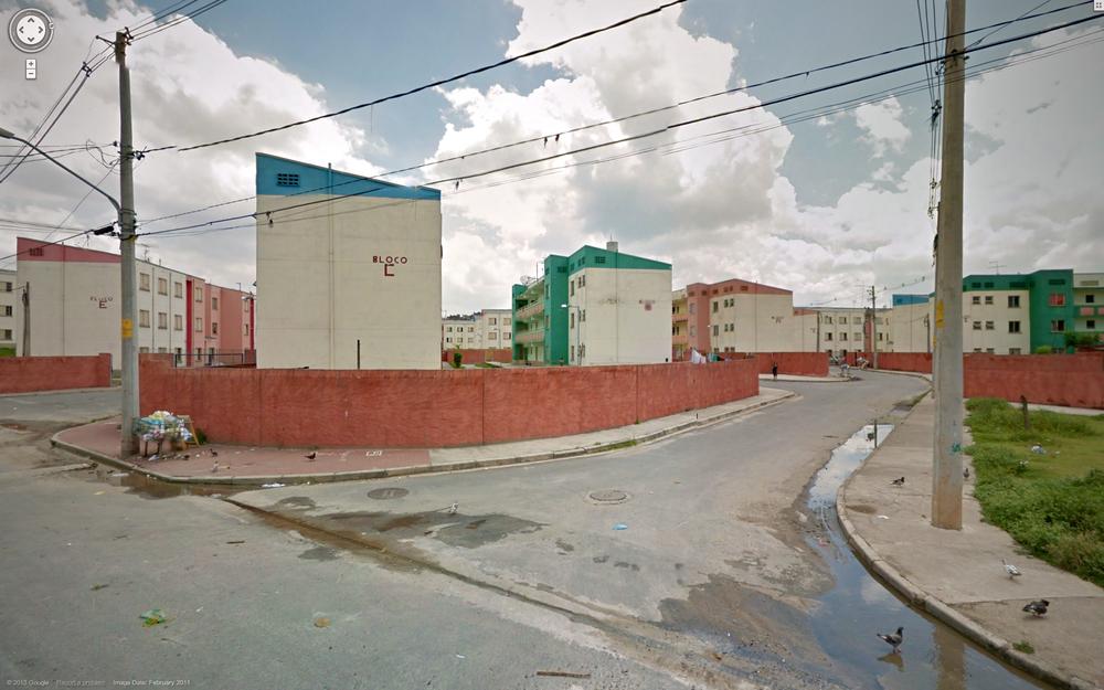 Vila Nova Pantanal, CDHU social housing.