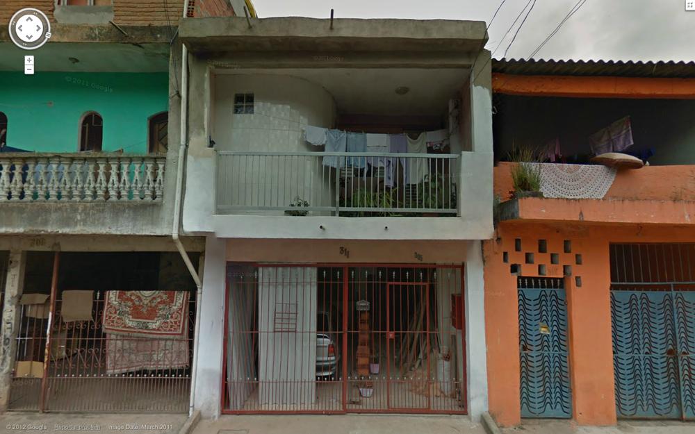 São Mateus terrace houses.