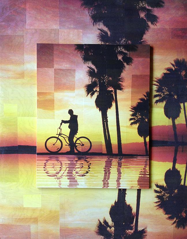 Venice Biker
