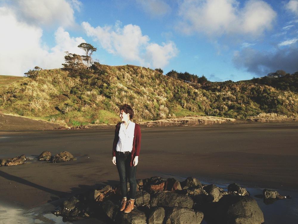 Raglan, NZ.