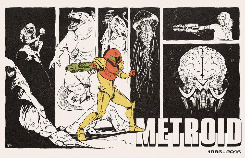 Metroid: 30 Years
