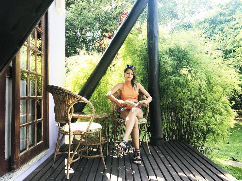 Pousada Verde Saint Germain, em Florianópolis: uma excelente opção para relaxar em meio à natureza - www.maladeaventuras.com