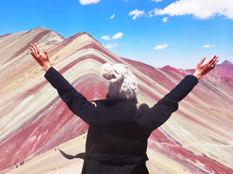 Rainbow Mountains, um passeio alternativo para quem visita o Peru - www.maladeaventuras.com
