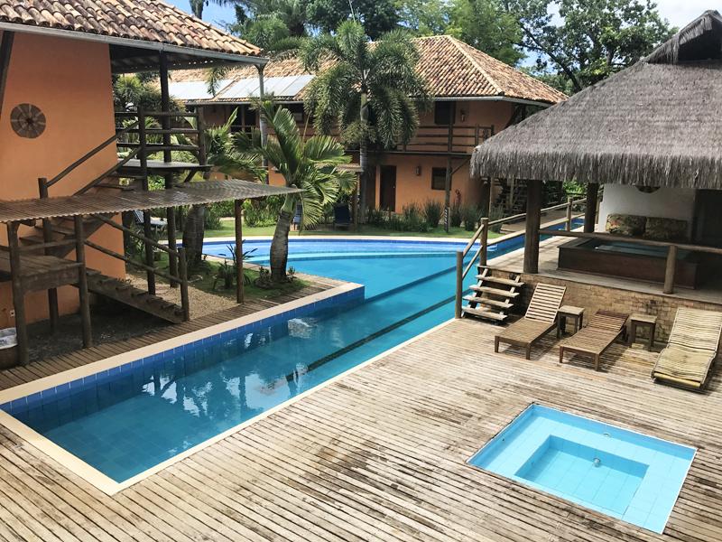Onde se hospedar em Itacaré: Pousada Vila do Dengo - VIA MALA DE AVENTURAS