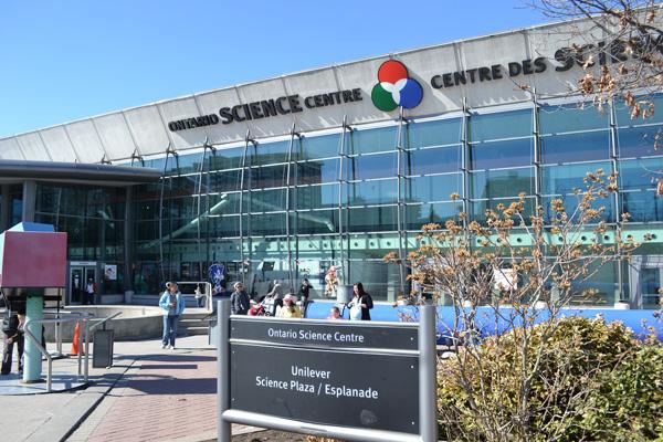 www.  ontariosciencecentre  .ca     Ontario Science Centre Passes   $44 value