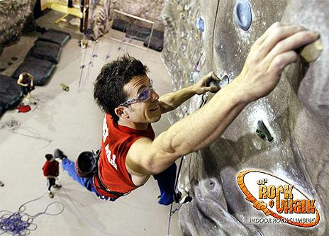 www.  rockandchalk  .com     Of Rock and Chalk Rock Climbing Experience   $156 value