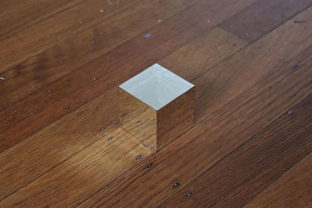 Reflecting Cube
