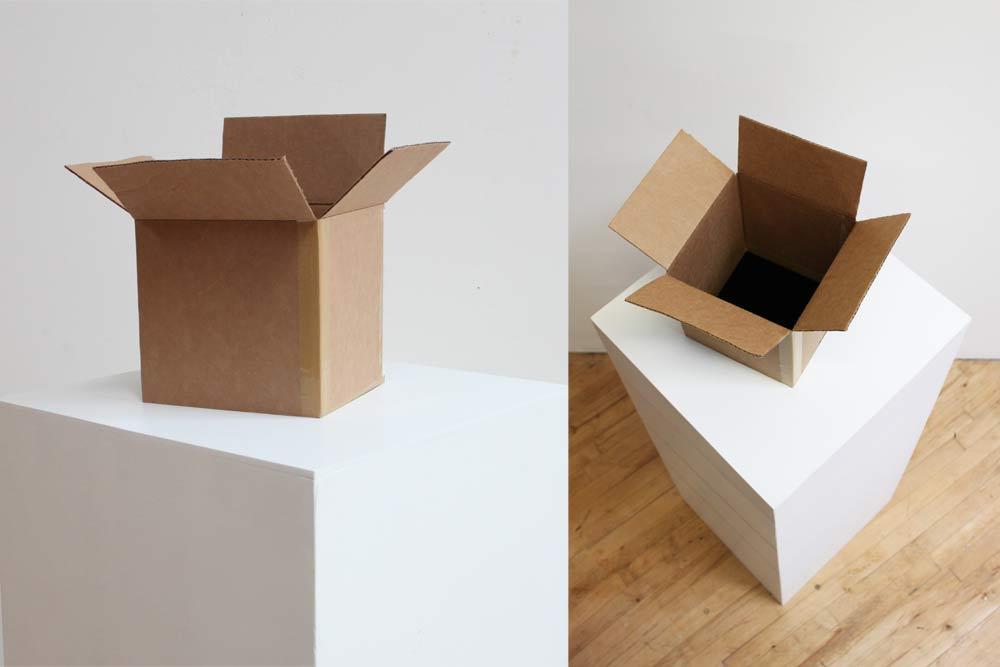 Void/Empty Box