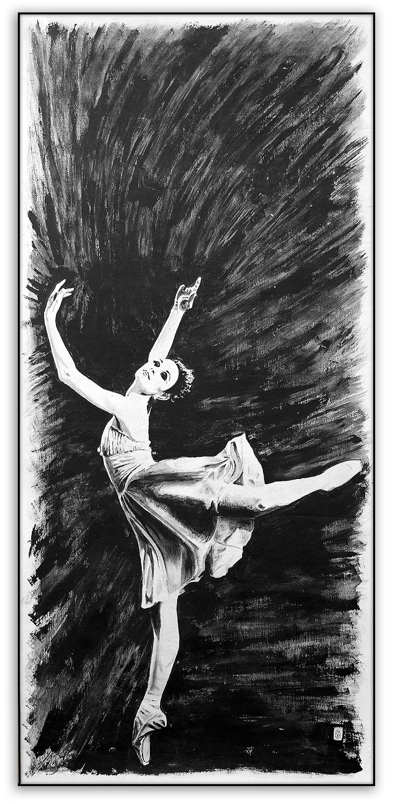 NYC Ballet Poster Art