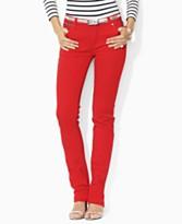 Lauren Jeans Co Jeans Modern Skinny Leg- macys