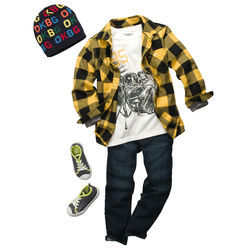 Rock and Roll looks for kids