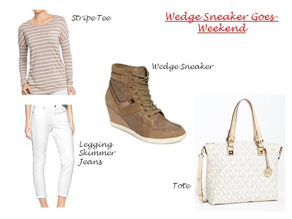 Wedge sneakers 3