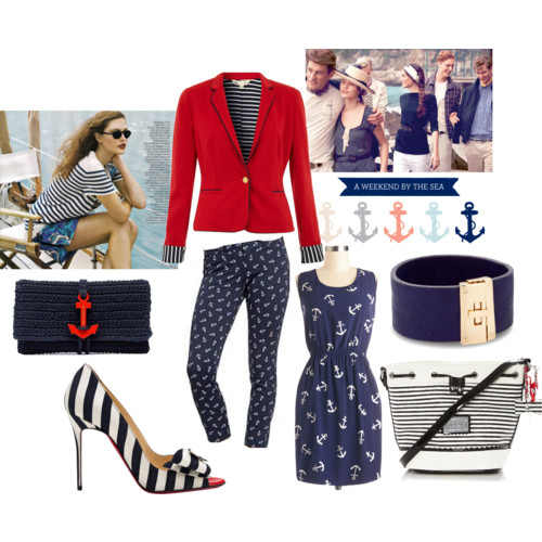 Nautical Trend- 344pm
