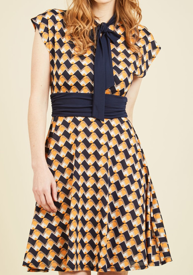 A-Line Dress from Modcloth