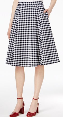 A-Line Skirt from Macy's