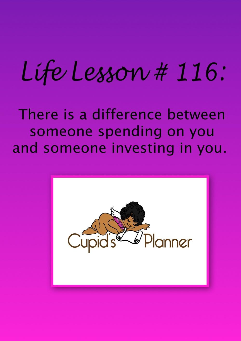 Life Lessonw