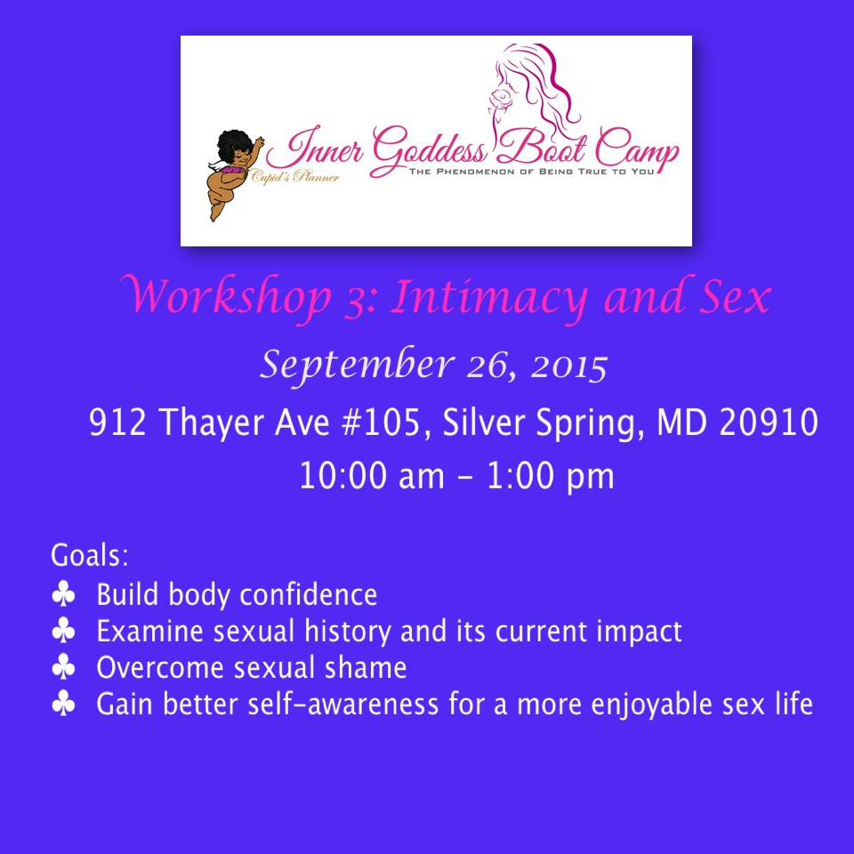Inner Goddess Boot Camp