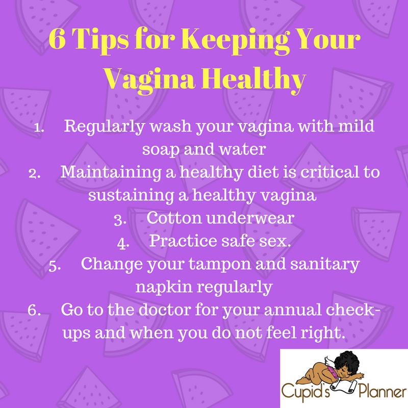 Healthy Vagina