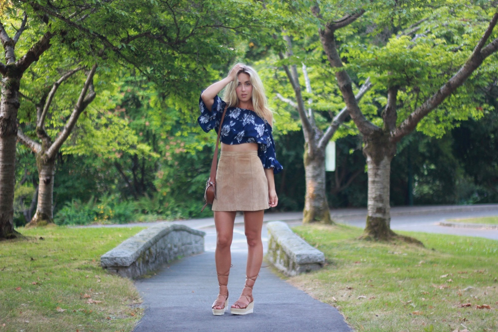 92ac041bde08 Look 2 Beginning Boutique Top, H&M Skirt, Aldo Sandals, Coach Bag Look 3  Beginning Boutique Dress, Chanel Bag via Rice and Beans Vintage, ...