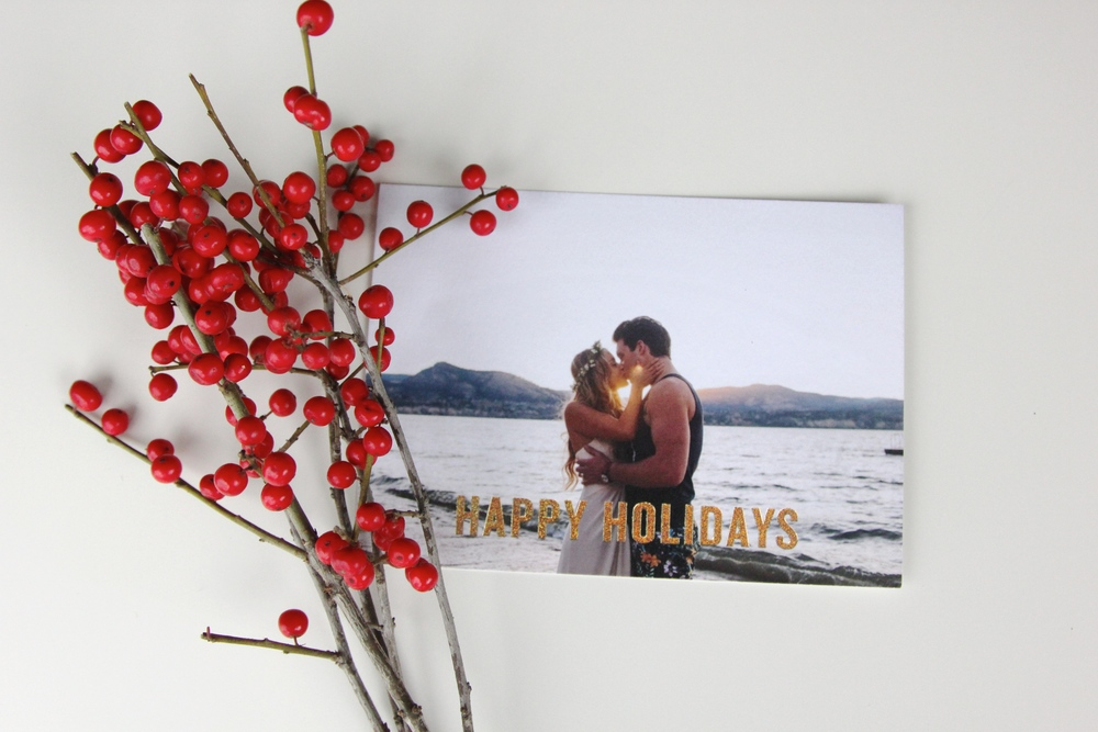 Shutterfly Cards: Modern Holiday, Joyful Sparkle, Marvelous Holiday