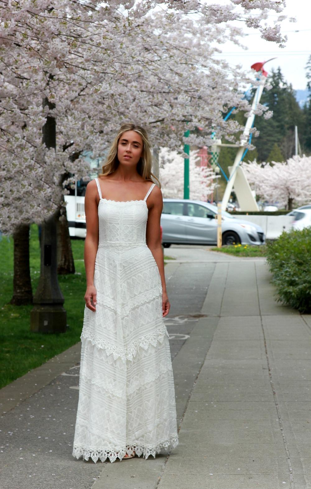 Lulu's Dress& Heels