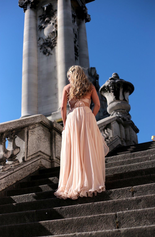 Maria Lucia Hohan Dress, Alexandre Birman Sandals Top 3 Photos by Timur Emek Photography| Rest by Kiara
