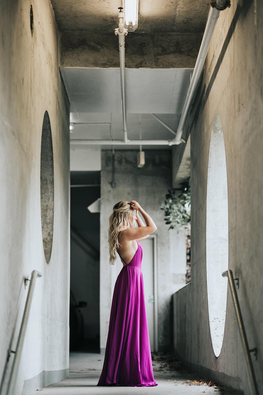Photos by Allison Kuhl  Lulus   Dress ,  Heels  & Earrings
