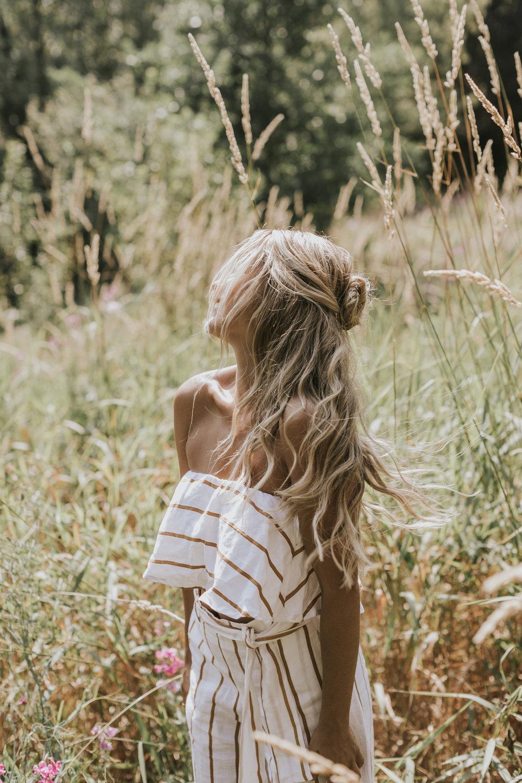 Faithfull The Brand  Top  &  Pants  Via Lulus, Lulus Shades Photos by Allison Kuhl