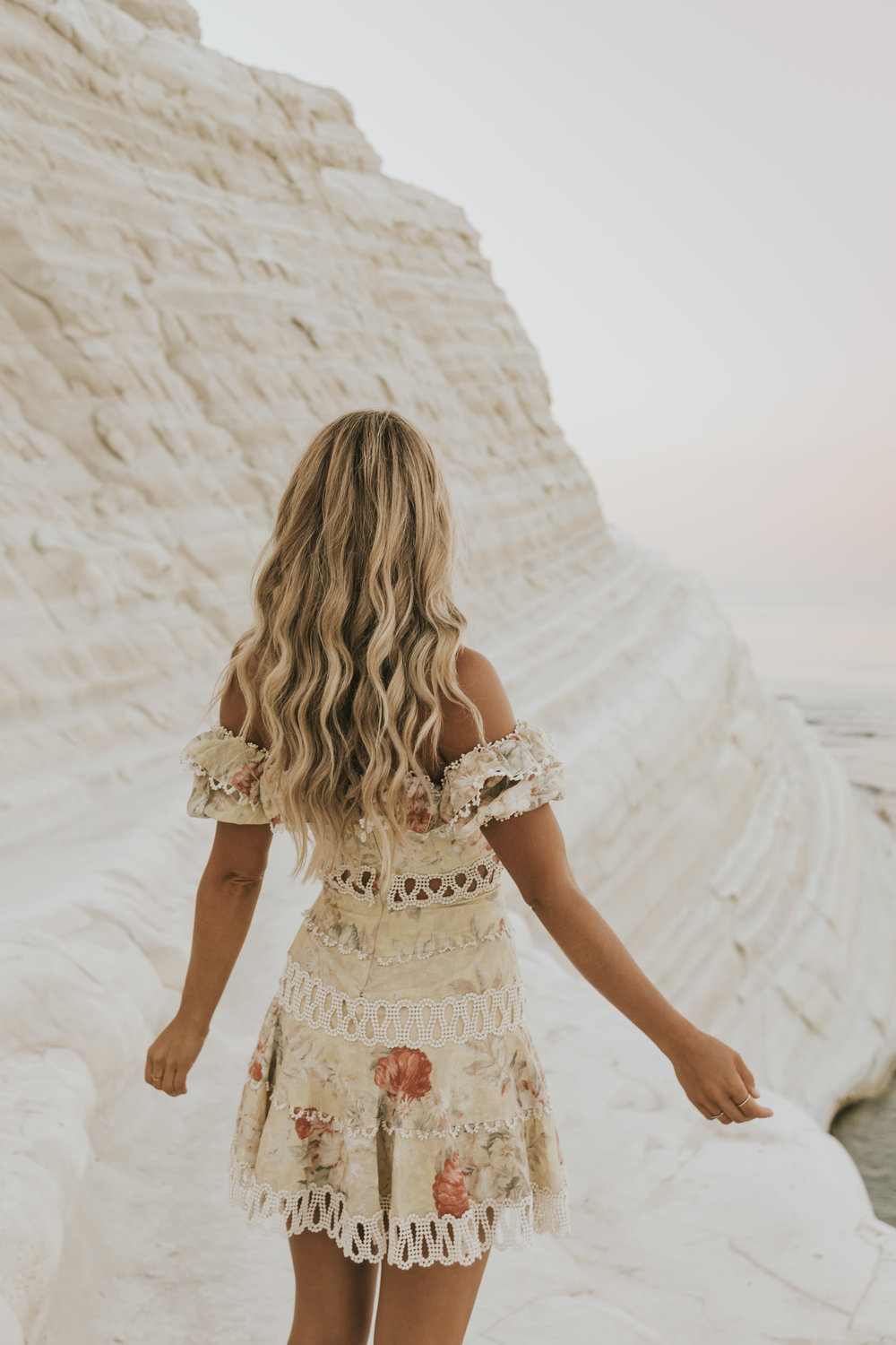 Photos by Allison Kuhl LPA Dress via Revolve | Luxe Fashion Label Dress | Zimmermann Dress | Sara Fox Dress | White Fox Boutique Dress