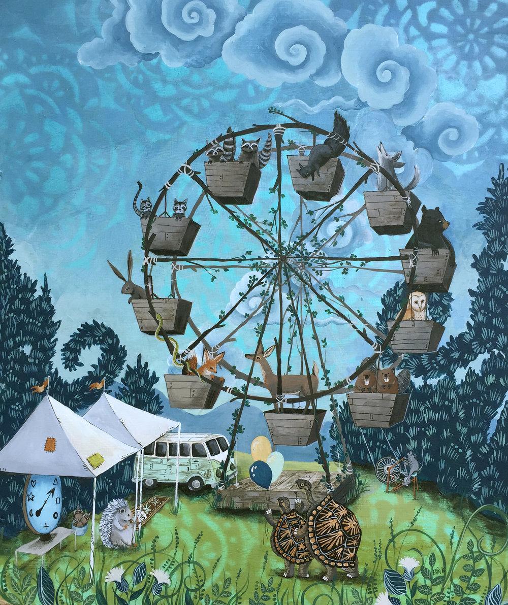 Forest Ferris Wheel