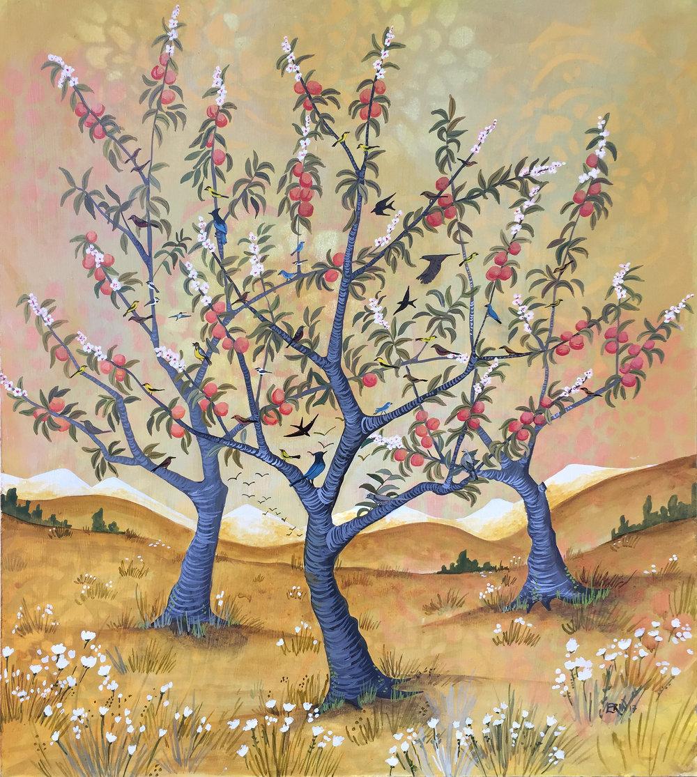 Peach Tree Paradise