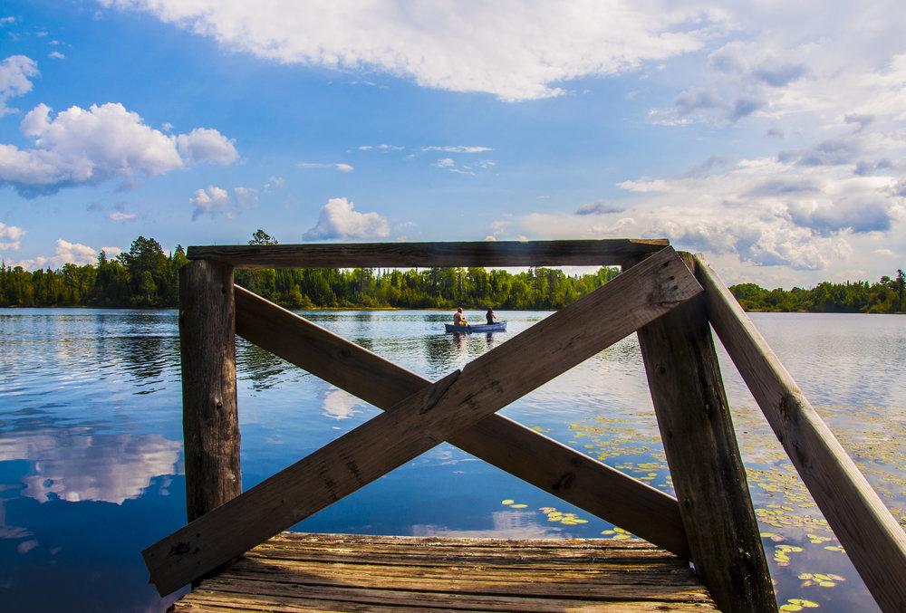Mesaba Lake, MN