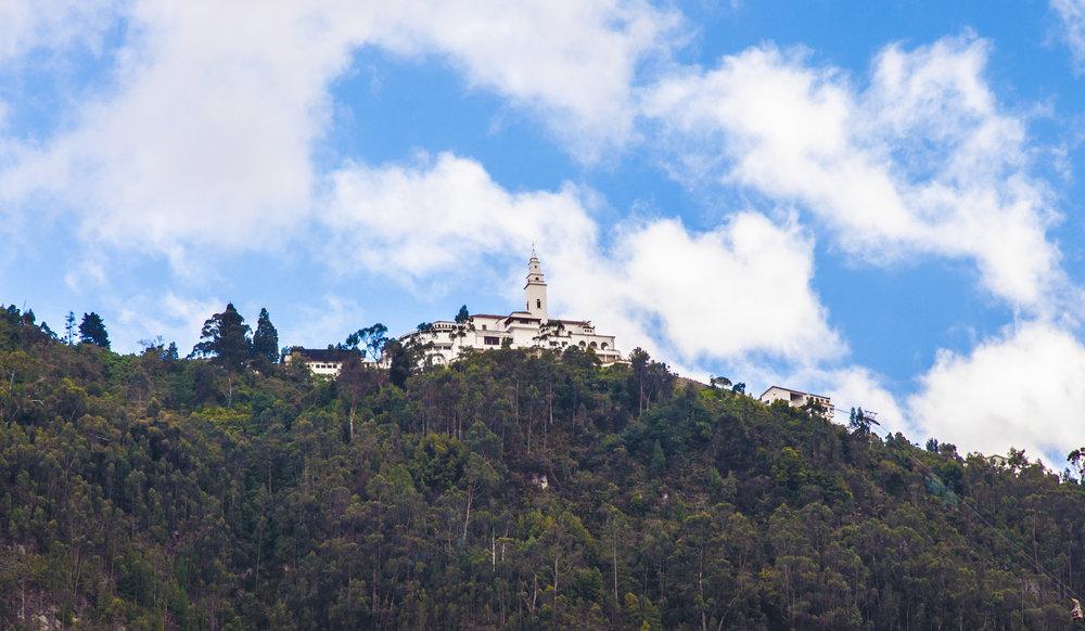 Monserrate, Bogotá, Colombia