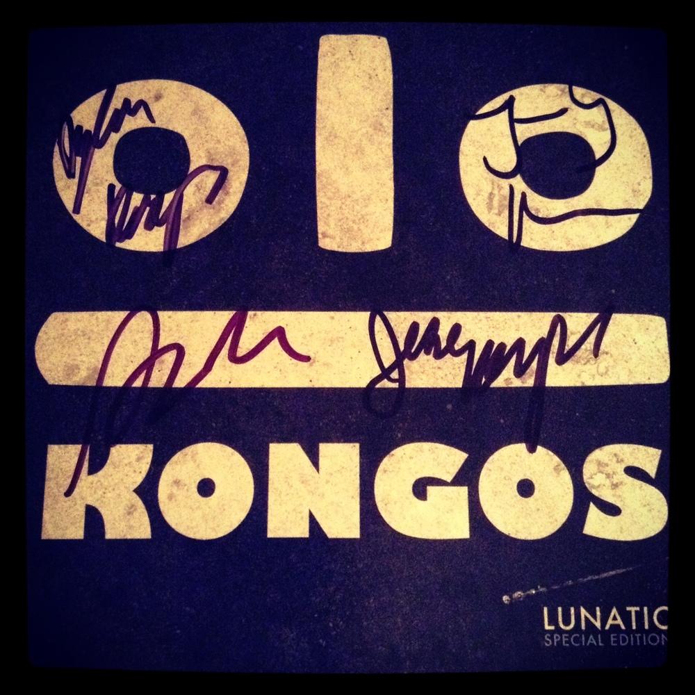Kongos CD.