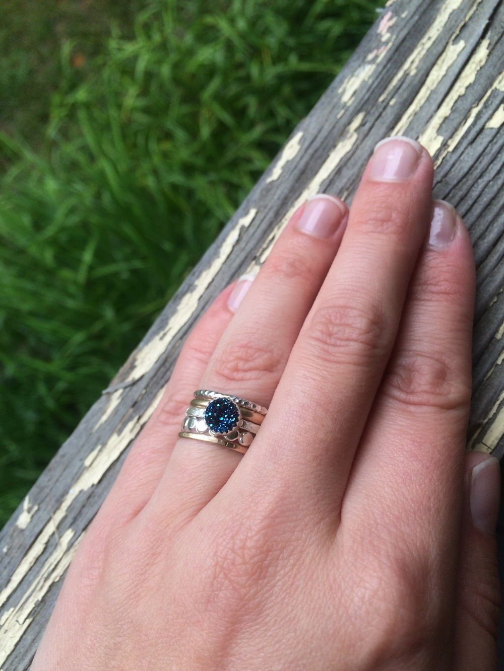 Rings — .: Parker Posie Jewelry Designs :.