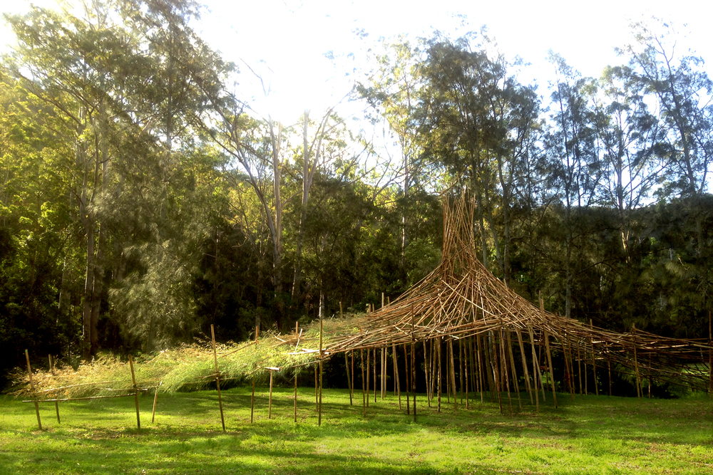 Bush Temple