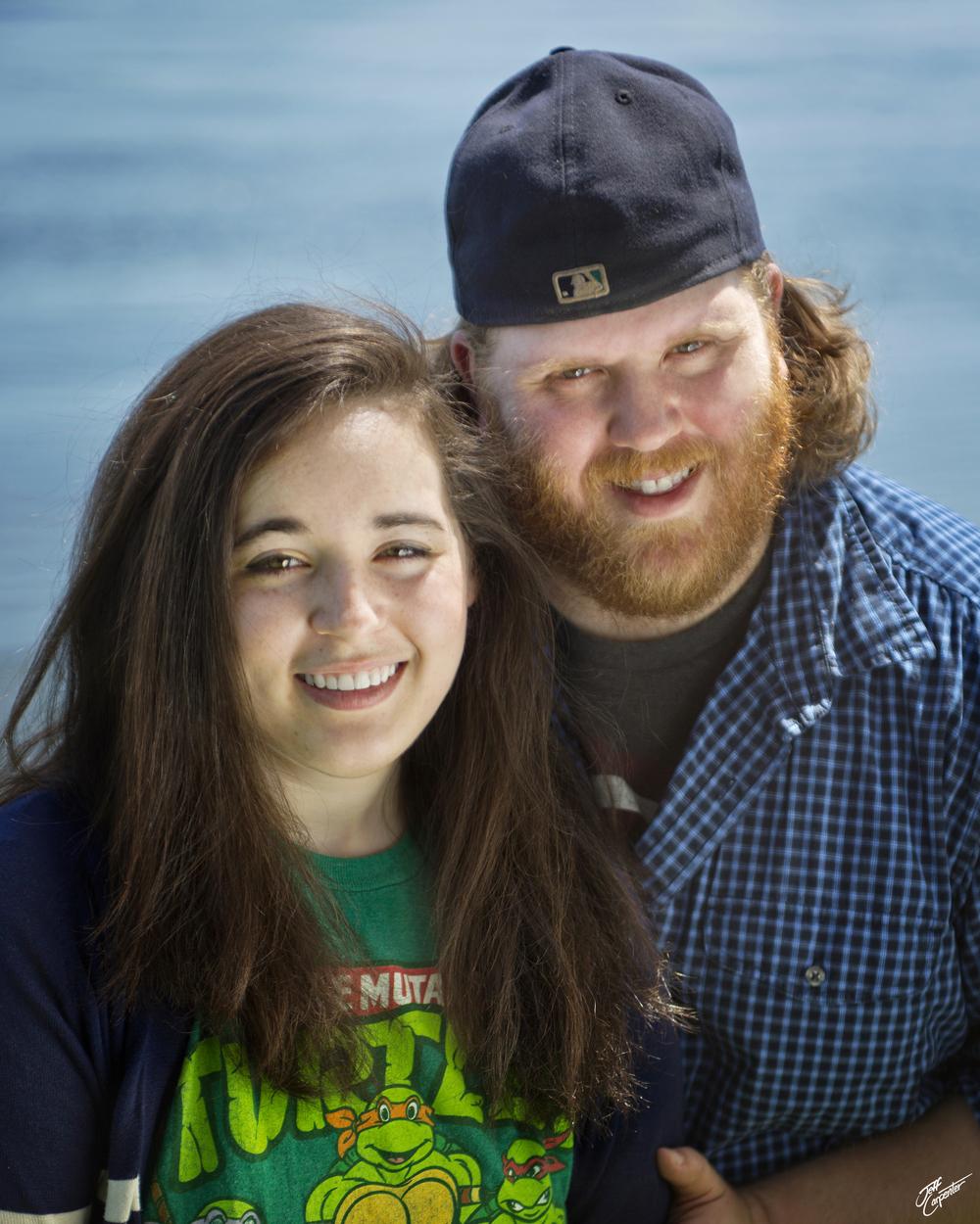 Josh and Ann.