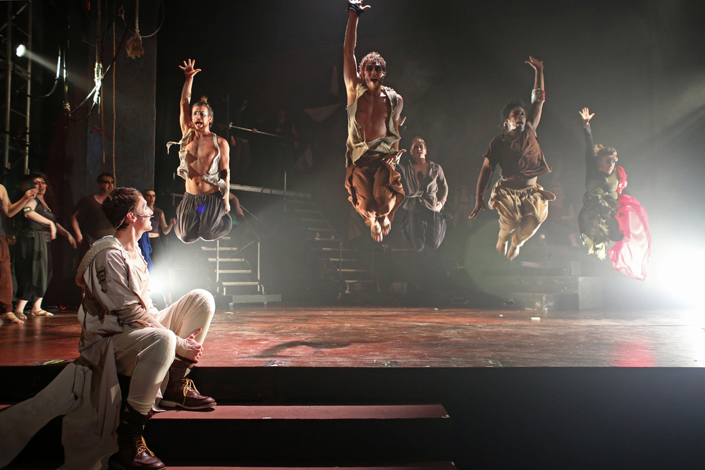 Jesus Christ Superstar , Seattle Musical Theatre