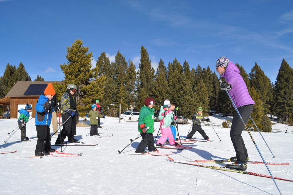Elementary School Ski Program
