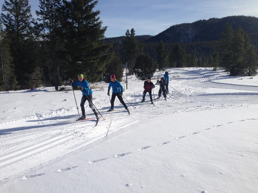 Junior Ski Program