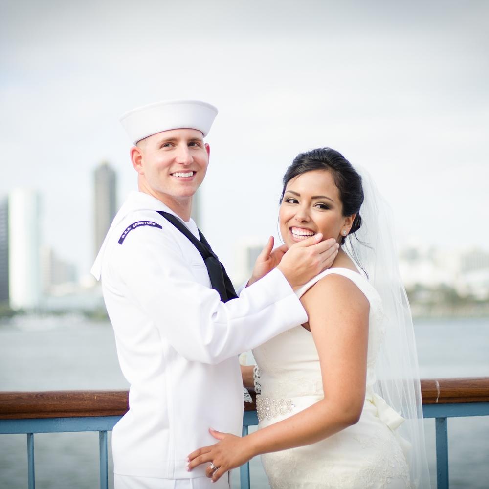 Brandon & Sonja // Wedding San Diego, California